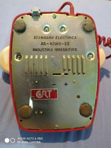 Telefone vermelho vintage - Foto 3