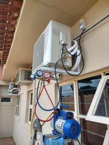 Instalação de ar condicionado três Lagoas MS - Foto 2