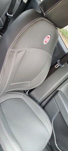 Grand Siena GNV geração 5, chave reserva,manual  nota fiscal de fábrica ?único dono. - Foto 11