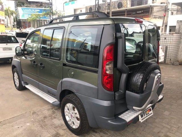Fiat Doblô Xingú 1.8 Adventure . 6 lugares .Extra!!! - Foto 6