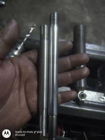 Recuperação e adaptação de amortecedores de moto  - Foto 5