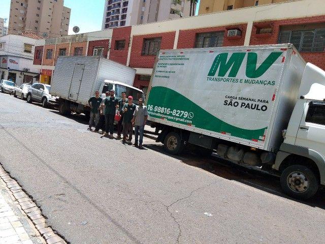 MV Transportes e Mudanças - Foto 2