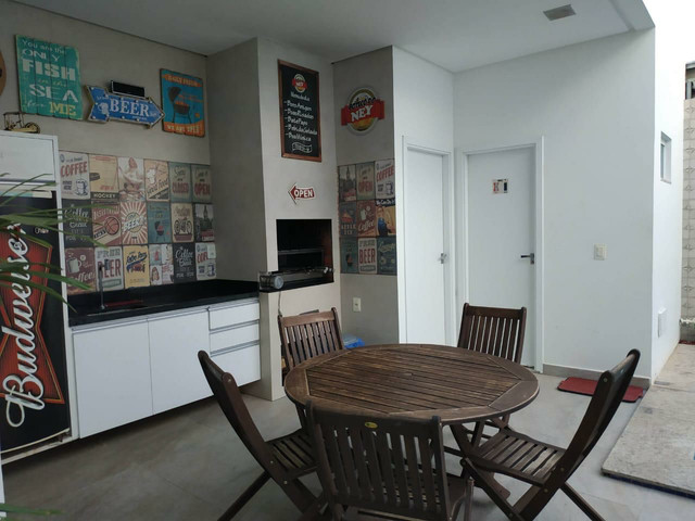 Casa com alto padrão de acabamento, condomínio fechado #segurança24h - Foto 5