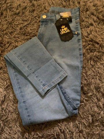 Última unidades Calça Jeans - Foto 3