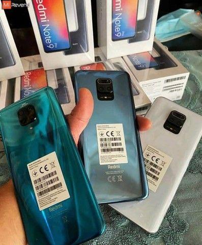 IMPERDÍVEL! Note 9 Pro 64GB/ 6GB RAM LACRADO! Versão Global! 12x153,34 no cartão! - Foto 4