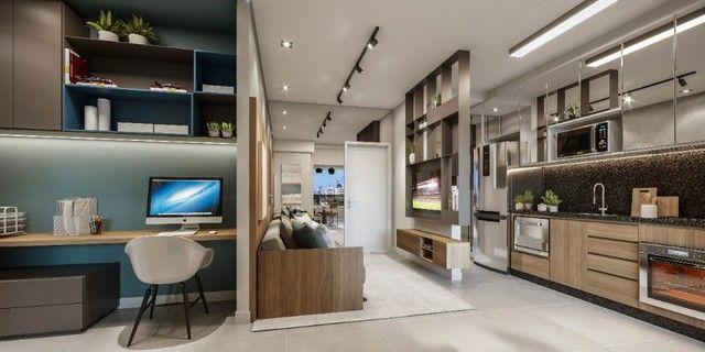 Wonder Lançamento com fácil acesso a dutra com 68m² com sala ampliada - Foto 2