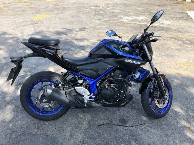 Yamaha MT03 2019 abs - Foto 5