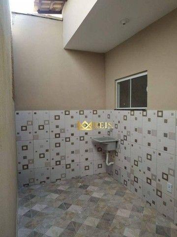 RI Casa Com 2 Dormitórios à Venda, 56 m² Por R$105.000 - Nova Califórnia - Cabo Frio/rj - Foto 8