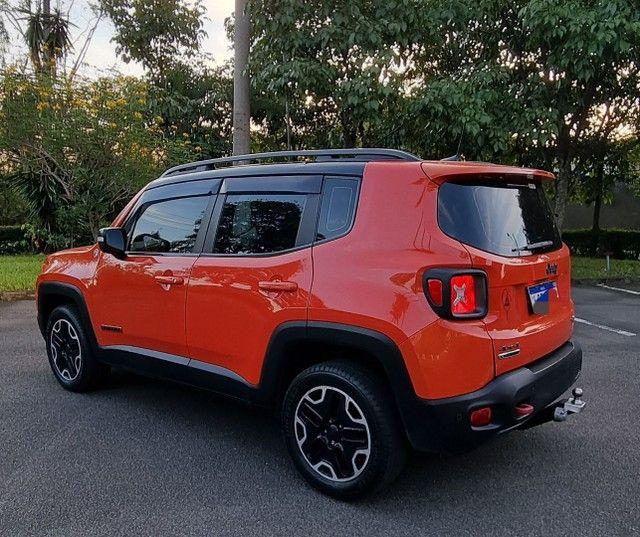 jeep renegade trailhawk 2.0 4x4 Turbo Diesel  - Foto 3