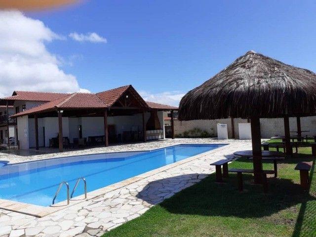 Belíssima casa muito bem mobiliada a beira mar em condomínio de luxo em Maria Farinha! - Foto 19