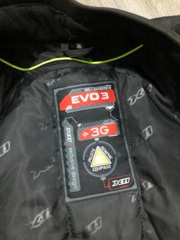 Jaqueta X11 EVO 3 Nylon Preta - TAM. 3G - Foto 4