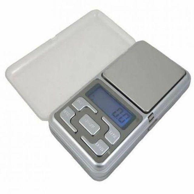 Balança de Precisão Até 500 gramas - Foto 2