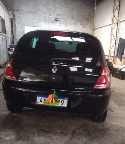 Clio 2014 carro intacto! Sem detalhes! - Foto 2