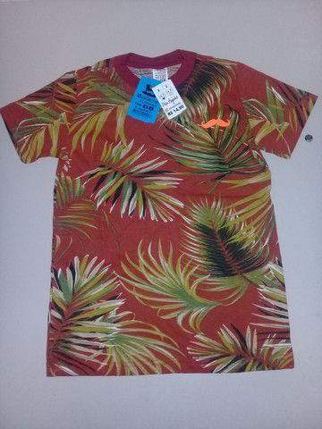 Kit combo camisa infantil - Foto 6