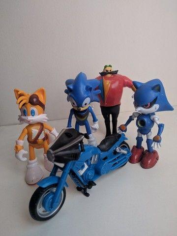 Turma do Sonic - Foto 3