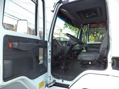 Ford Cargo 815 2011 2012 Bau Refrigerado Gancheiro Caminhoes