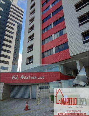 Apartamento em Areia Preta, 2 quartos+escritório, 89m²