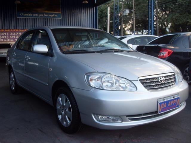 Toyota Corolla xei 1.8 2008 automático