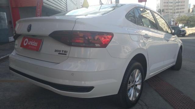 VW Virtus Comfortline 200 Tsi At 1.0 4p 2019 - Foto 4