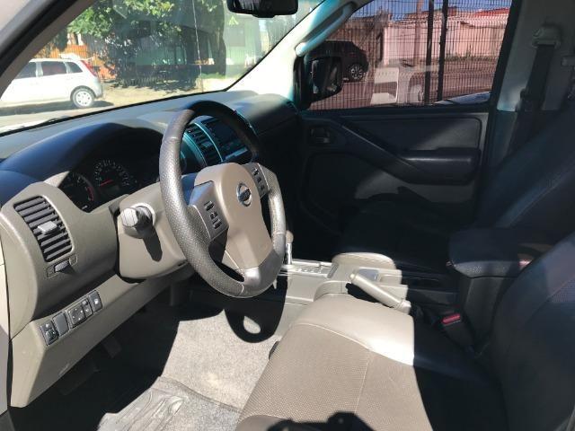 Nissan Frontier 2.5 Le Aut 4x4 (n Hilux Ranger F250 Amarock) - Foto 11