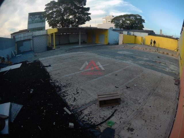Terreno com galpão e escritório para locação, Centro, Suzano. - Foto 5
