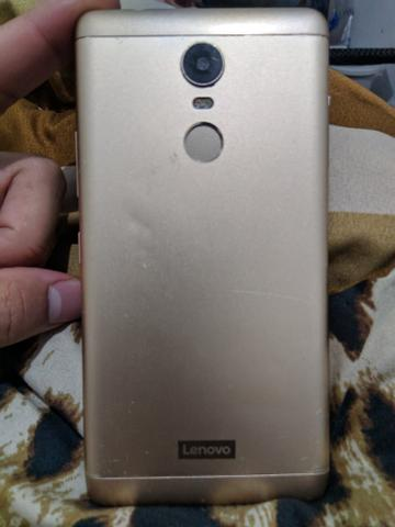 Lenovo K6 Note/Plus com Android 8 e GCam