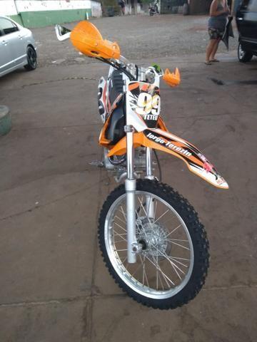 CRF 230 motorzao 280cc