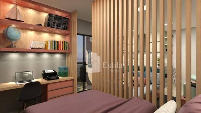 Studio com 1 dormitório no centro - são josé dos pinhais/pr - Foto 12