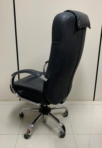 Cadeira Presidente Escritório - Foto 3