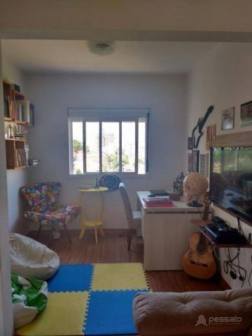 Apartamento com 3 dormitórios à venda, 69 m² por r$ 265.000,00 - vila monte carlo - cachoe - Foto 6