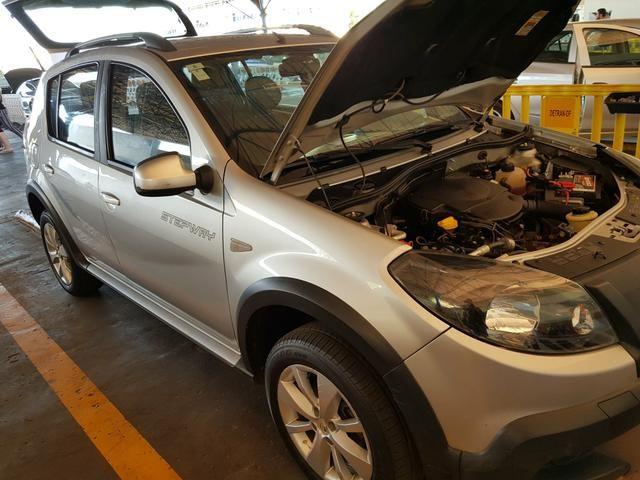 Renault sandero step way