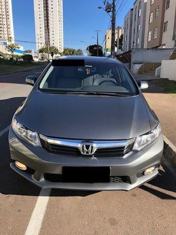 Honda Civic Lxr 2014 automático - Foto 10