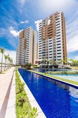 Apartamento com 2 dormitórios para alugar, 67 m² por r$ 1.700,00/mês - neópolis - natal/rn