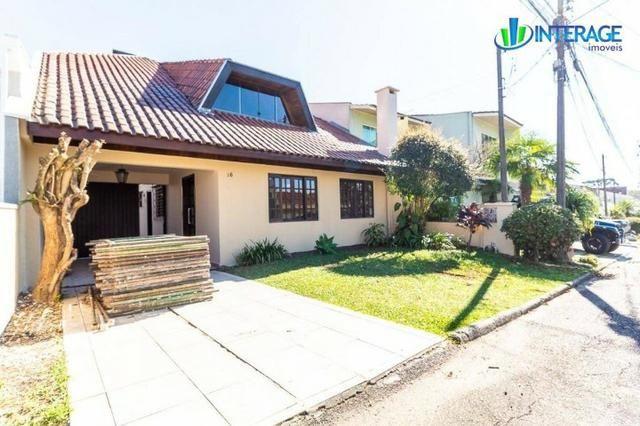 Casa em Condomínio em Santa Felicidade - 2 Andares, 200m², 3 suítes e churrasqueira - Foto 16