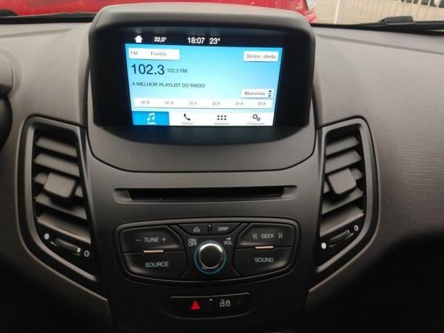 Ford New Fiesta Hatch SEL 1.6 AUT - Foto 7
