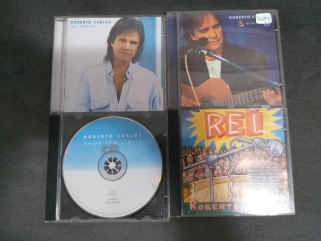 CDs do Roberto Carlos