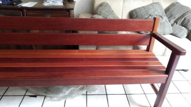 Marquesa em madeira pura