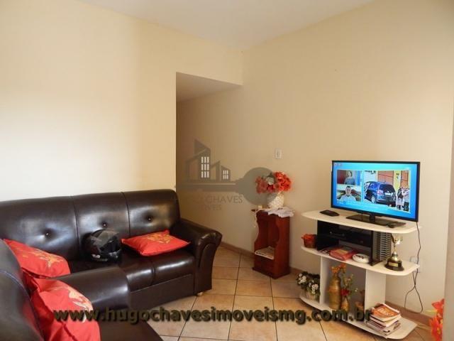Apartamento à venda com 2 dormitórios em Chapada, Conselheiro lafaiete cod:2102 - Foto 7