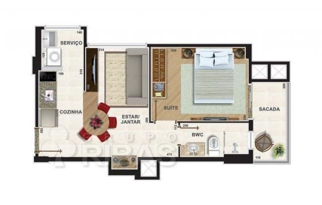 Apartamento residencial à venda, novo mundo, curitiba - ap0329. - Foto 18