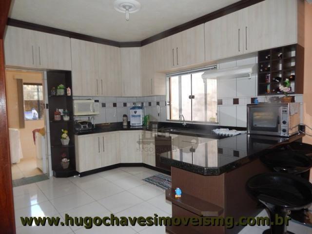 Casa à venda com 3 dormitórios em Rochedo, Conselheiro lafaiete cod:175 - Foto 3