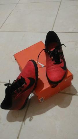 Chuteira Nike Society Bravata Original