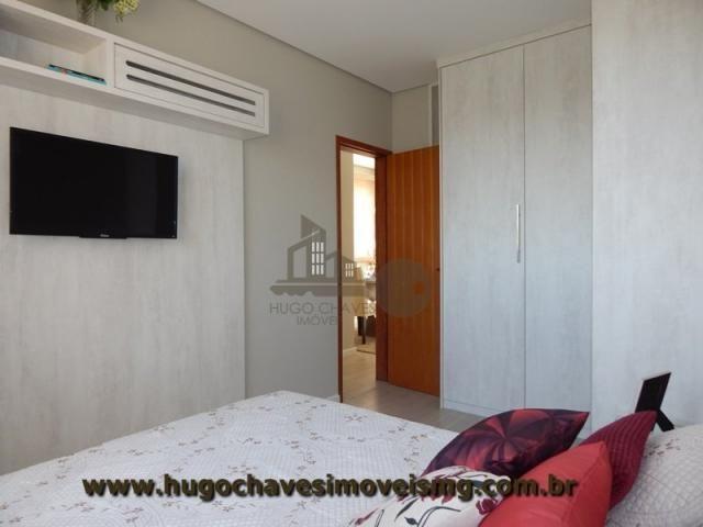 Apartamento à venda com 2 dormitórios em Bandeirantes, Conselheiro lafaiete cod:299-4 - Foto 15