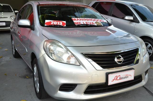 Nissan Versa 1.6 SUV 2013
