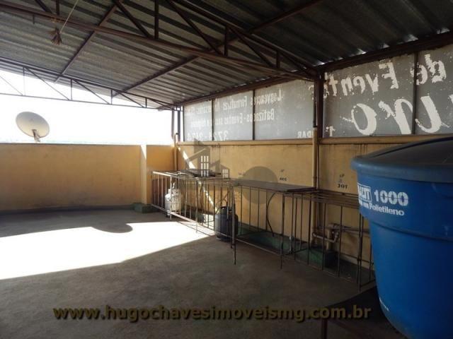 Apartamento à venda com 2 dormitórios em Chapada, Conselheiro lafaiete cod:2102 - Foto 13