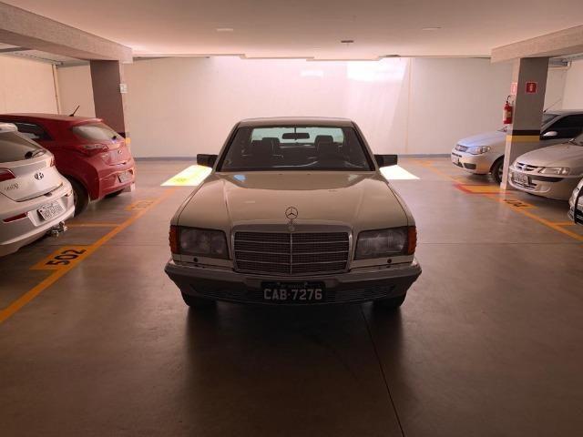 Mercedes Benz 1980 - 280SE / Placa Preta (Colecionador) - Foto 4