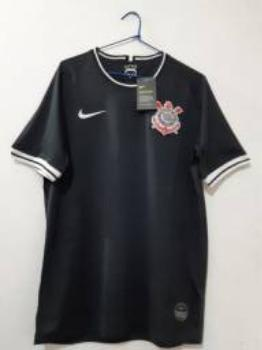 Camisa Preta Corinthians 2019/2020