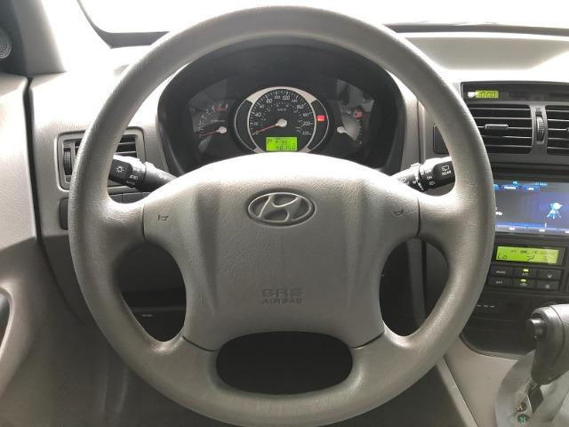Hyundai Tucson GLS 2.0 2016 Automática - Foto 12