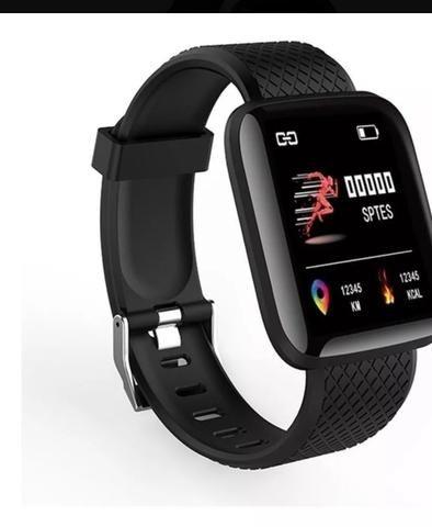 Vendo smartwatch D13. Novos, na caixa. Últimas unidades