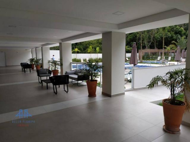 De frente para área verde de preservação, apartamento 3 dormitórios (1ste) 90m², 2 vagas l - Foto 20