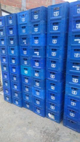 Caixas de cracudinhas padrão ambev